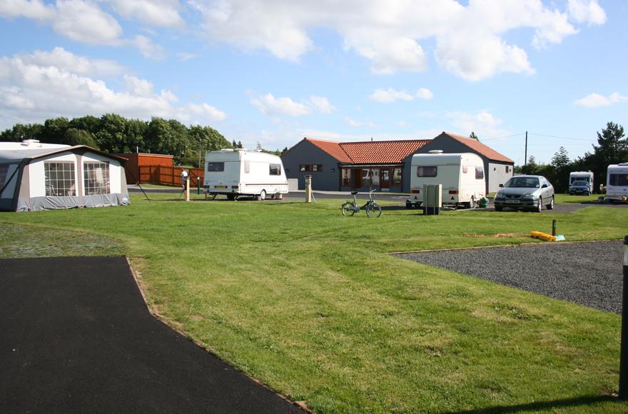 Durham Grange site