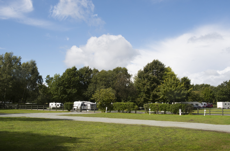 Rookesbury Park Camp Site