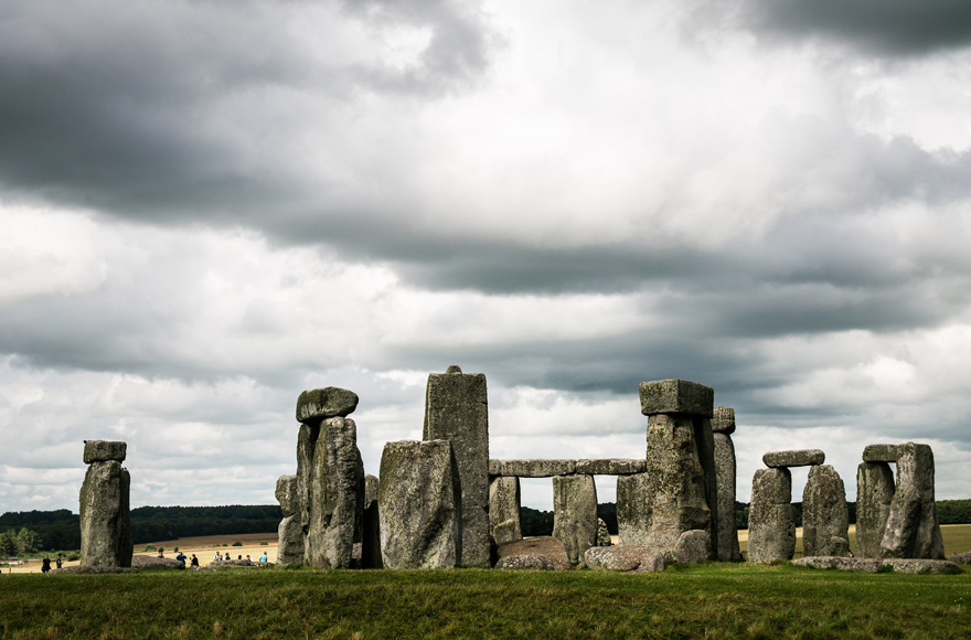 The ancient stone circle, Stonehenge is only a 40 minute drive from site