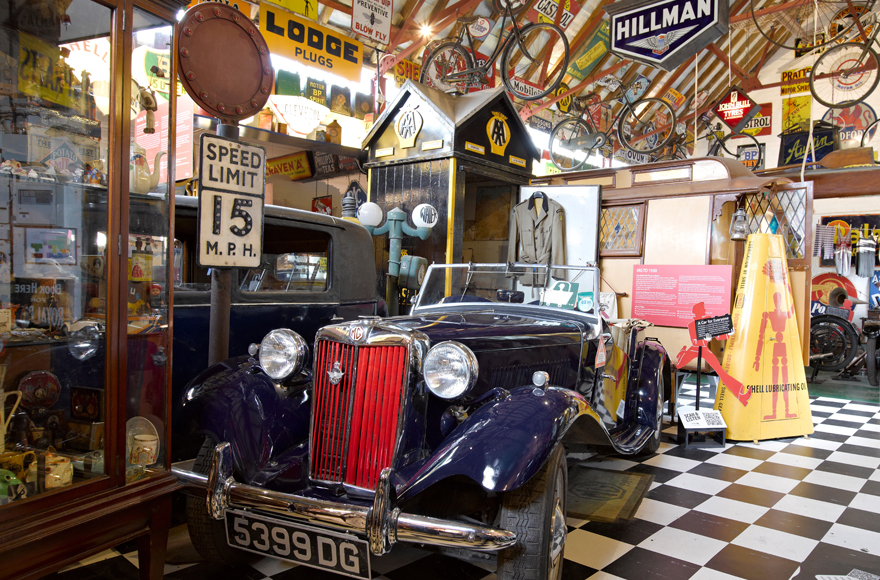 Cotswold Motoring Museum and Toy Collection