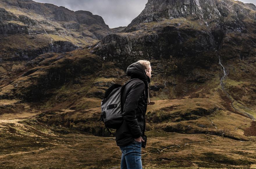 Spectacular Highlands walk