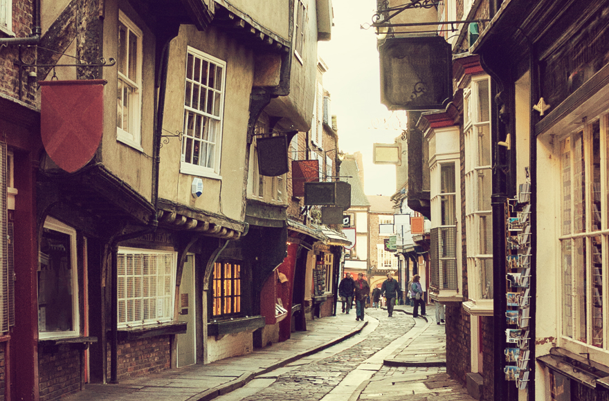 The Shambles - York city centre