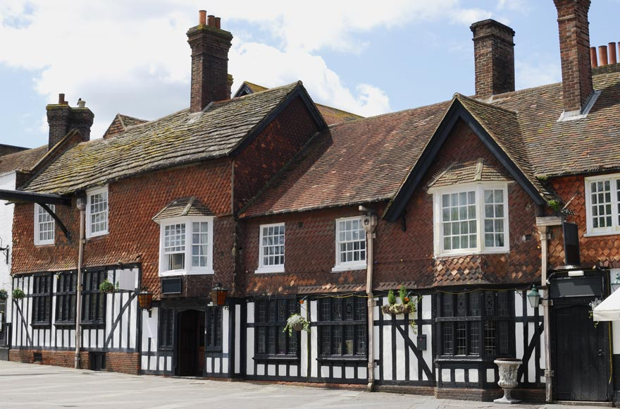 Head to Crawley and explore the old town