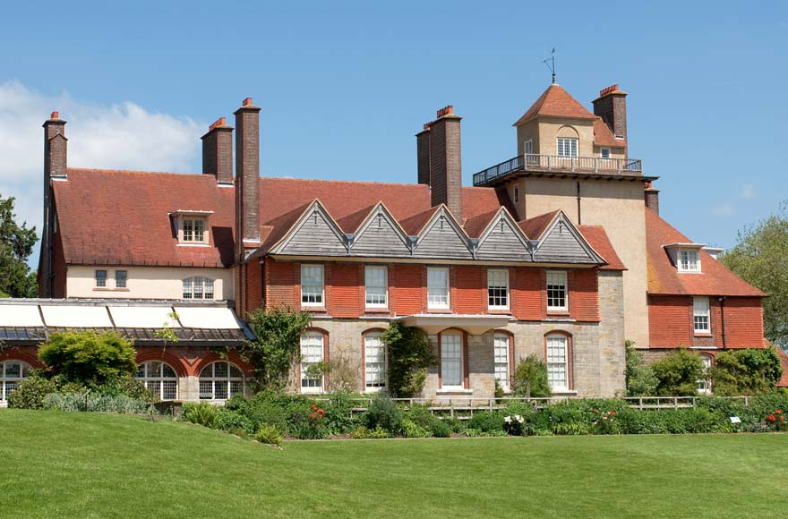 Standen House and Gardens in West Sussex