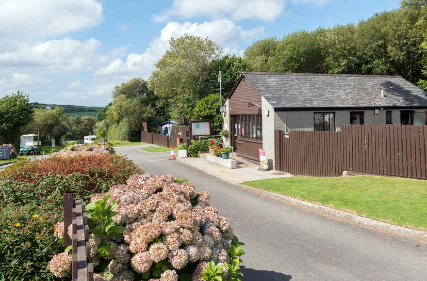 Receive a warm welcome at Treamble Valley