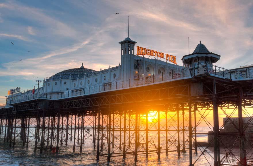 Visit Brighton Palace Pier