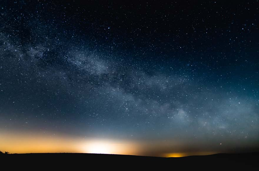 Take a late-night visit to Britain's first International Dark Skies Reserve