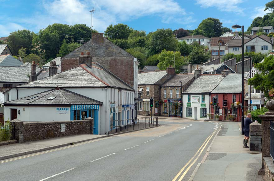 Take a wander into Camelford