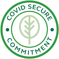 Covid Secure Commitment logo